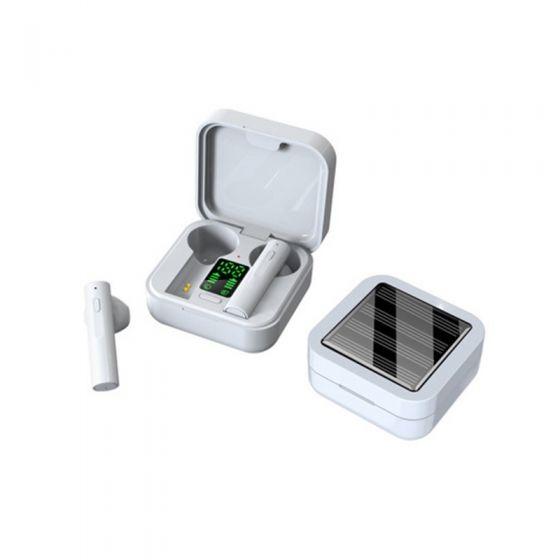 TSK JAPAN - 太陽能充電運動款入耳式真無線靚聲藍牙耳機 P3375