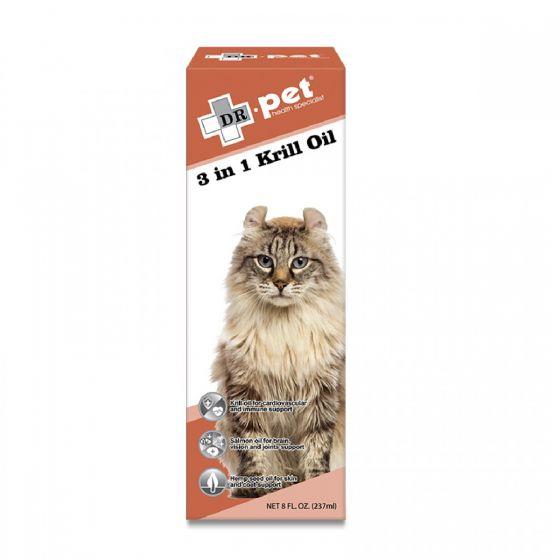 DR. pet - 3合1深海磷蝦油 PET-KO-01