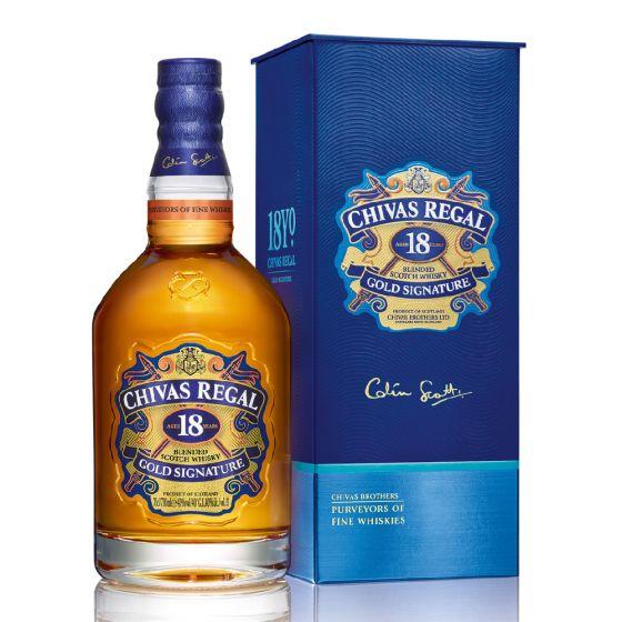 Chivas - 芝華士18年調和威士忌 70cl PR011689