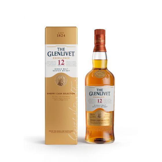 The Glenlivet -  - 格蘭利威12年