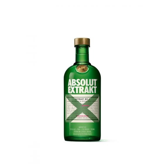 Absolut - Extrakt Vodka Free Shot Glass