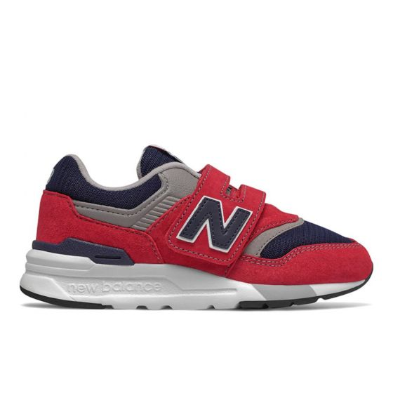 New Balance Lifestyle Pre Boys 997H Red 童裝鞋 PZ997HBJW