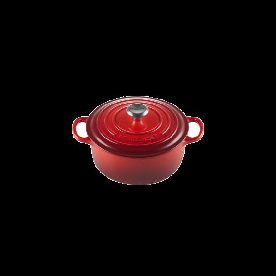 Le Creuset圓形琺瑯鑄鐵鍋20厘米