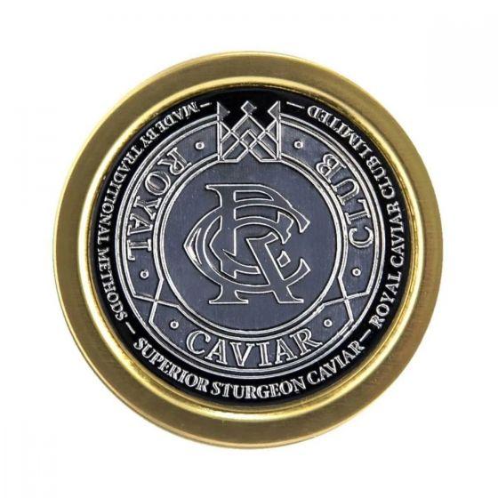 Royal Caviar Club - 白銀鱘魚子醬 Royal_Caviar1