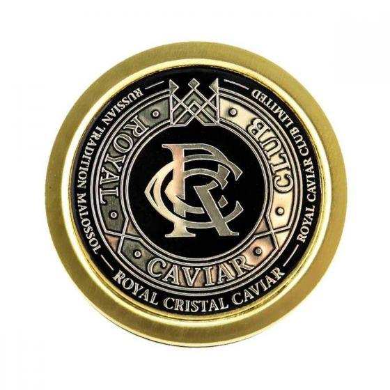 Royal Caviar Club - 黃金混合品種魚子醬 Royal_Caviar2