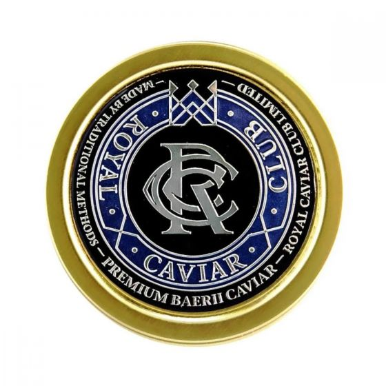 Royal Caviar Club - 黑金西伯利亞魚子醬 Royal_Caviar4