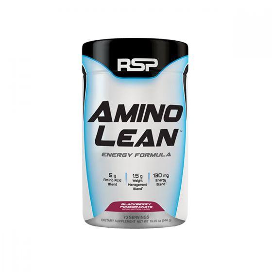 RSP 氨基酸消脂能量配方 19.25Oz (含125微克咖啡因) - 黑莓石榴 RSPALBCAABBP546G