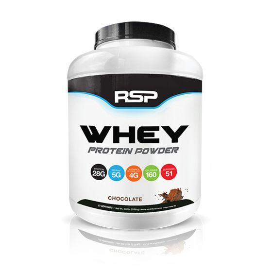 RSP 乳清蛋白粉 4.6磅 - 朱古力 RSPWPPBPCHO46LBS