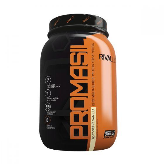 Rivalus 8種快慢釋放蛋白粉 2磅 - 軟滑雲呢拿 RVLPMSBPSVAN2LBS