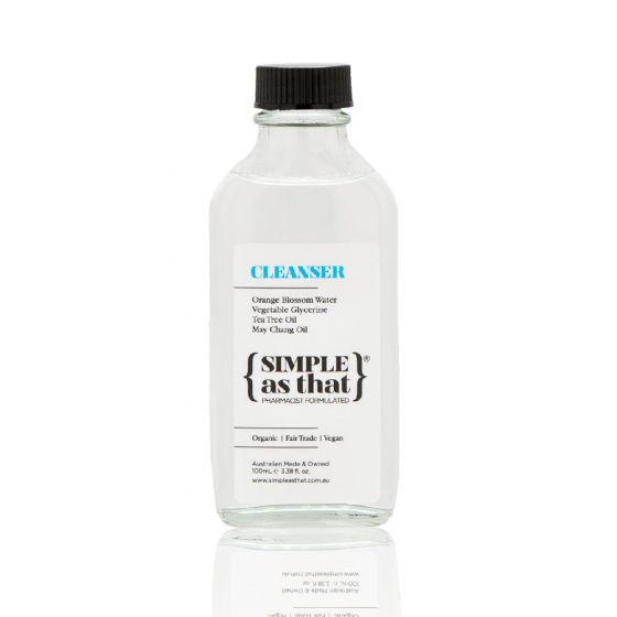 SIMPLE as That 天然溫和茶樹油清爽潔面水 SAT002