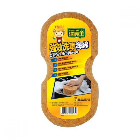 Super Clean - 強效洗車海綿 SC-007