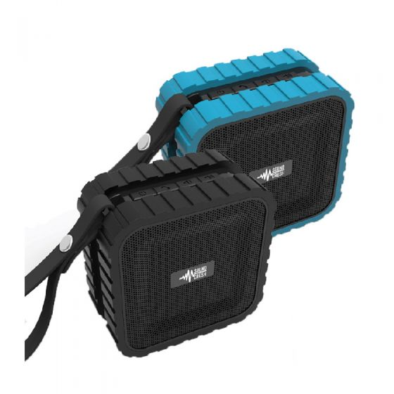 Soud Crush - TANKBASS Portable Bluetooth Speaker (with wristband)(2 Colors) SCBT19S SCBT19S-TA