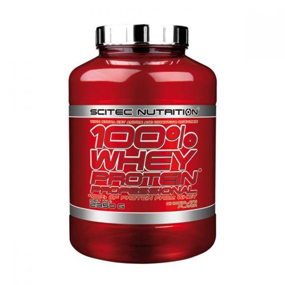 Scitec 100%專業乳清蛋白粉2.35公斤 (朱古力味) SCTWPPBPCHO235KG