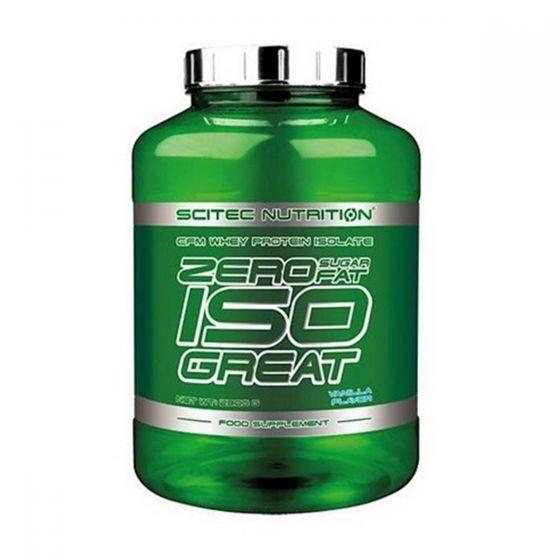 Scitec Zero IsoGreat分離乳清蛋白粉 2.3公斤 (朱古力味) SCTZIGPICHO23KG