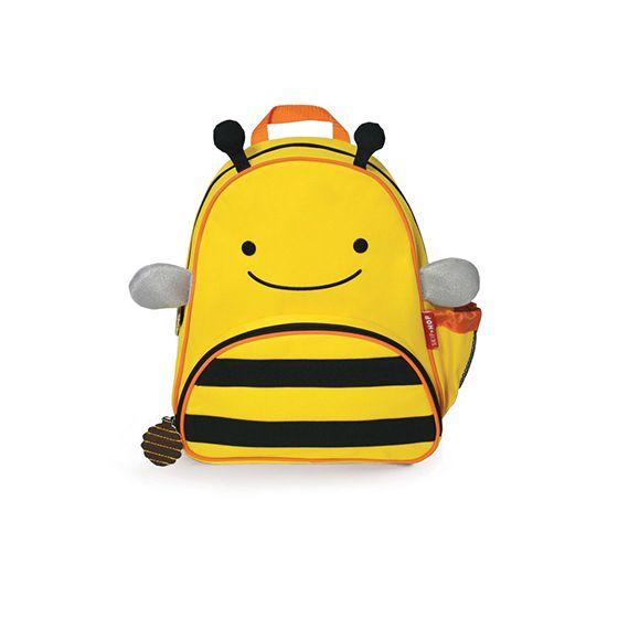 Skip Hop - 可愛動物園小童背包 - 小蜜蜂