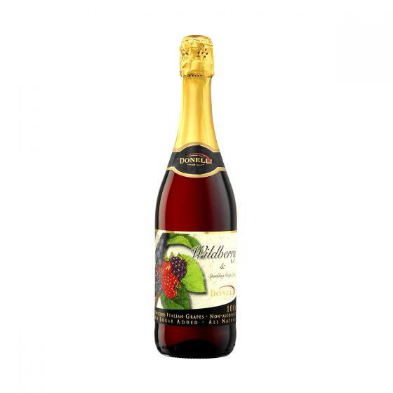 Donelli - 有汽果汁 - 野苺 SJ750-berry