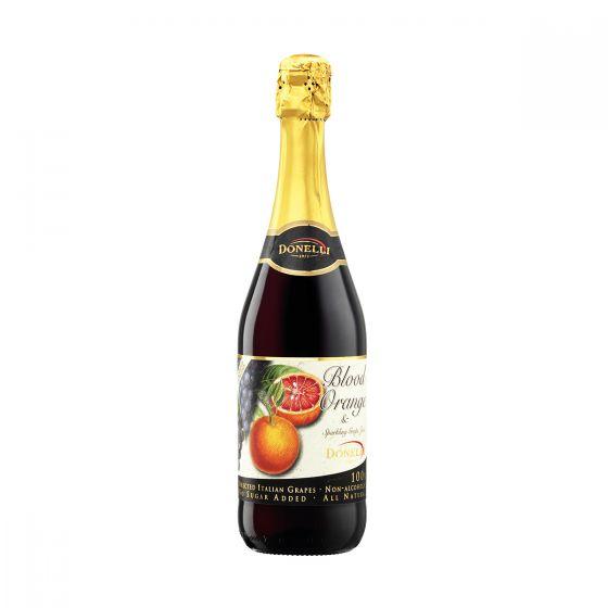 Donelli - 有汽果汁 - 血橙味 SJ750-orange