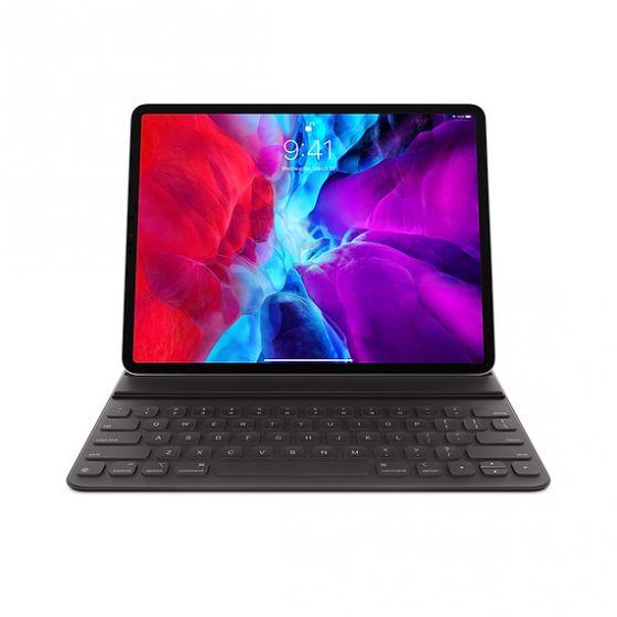 Apple - 智慧型摺套連鍵盤適用於 12.9 吋 iPad Pro