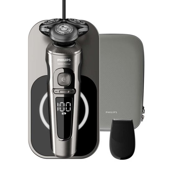 飛利浦 - Philips Shaver S9000 Prestige 乾濕兩用電鬚刨,9000 Prestige 系列 SP9860/13 SP9860_13