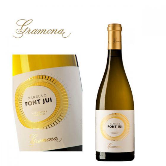 Gramona - Font Jui 2015 西班牙白酒 SPGR04-15