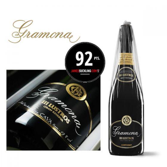 Gramona - III Lustros Gran Reserva Brut Nature 2011 (JS 92) 西班牙氣泡酒 SPGR10-11