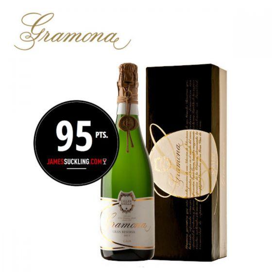 Gramona - Celler Batlle Gran Reserva Brut 2007 (RP 95) (Gift Box) 西班牙氣泡酒 SPGR11-07