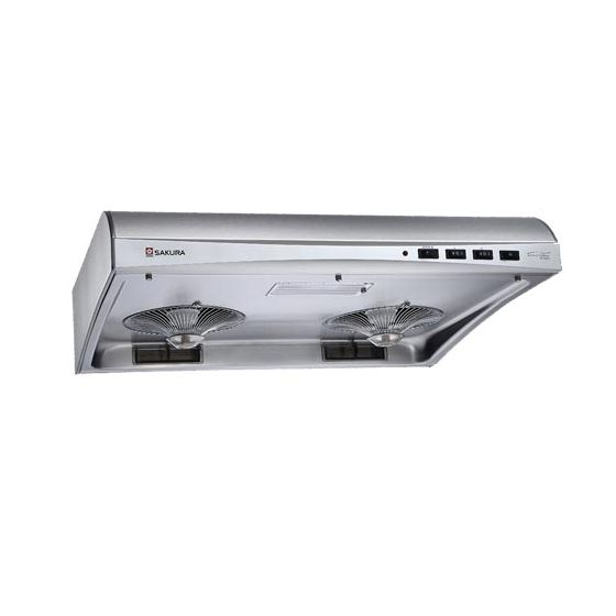 SAKURA - 櫻花牌 - 70厘米 電熱除油+易拆式 抽油煙機 SR-5883S