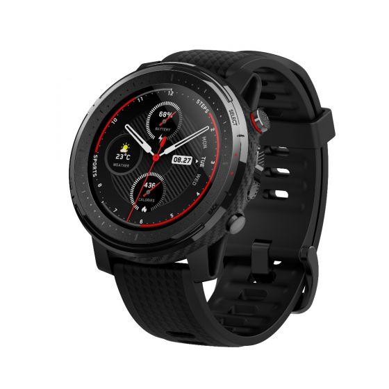 AMAZFIT - STRATOS 3 智慧運動手錶 - 黑色