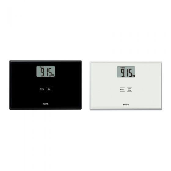 """TANITA 電子體重磅 (附有""""攜帶模式"""") (黑色/白色) TANITA-HD665"""