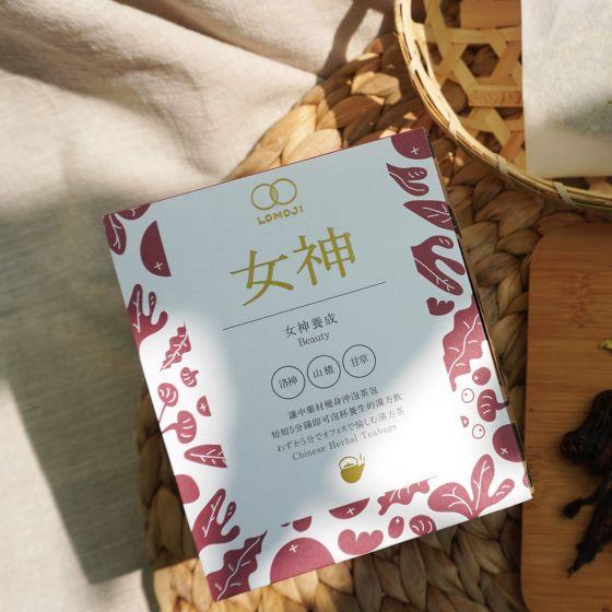樂木集 - 逆齡美顏【 女神 】漢方飲 TEA207
