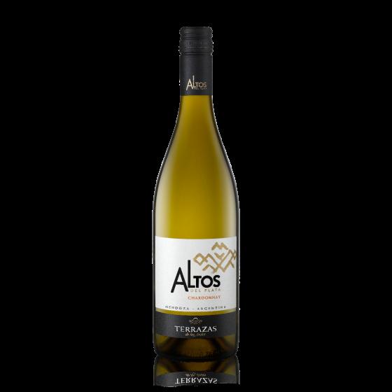 Terrazas Altos Chardonnay 夏多尼白酒 2019, 75cl x 1支