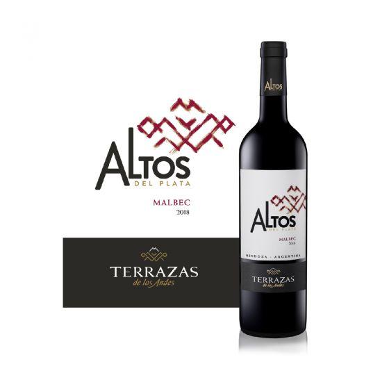 Terrazas Altos Malbec 馬貝克紅酒 2018
