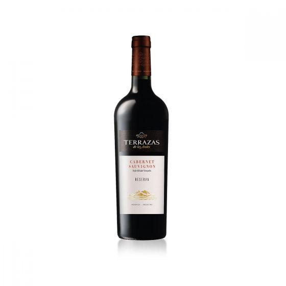 Terrazas Reserva Cabernet Sauvignon 珍藏赤霞珠紅酒 2017