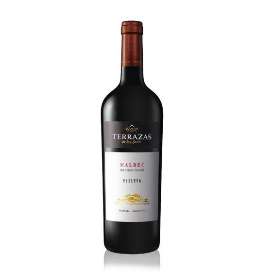 Terrazas Reserva Malbec 珍藏馬貝克紅酒 2018, 75cl x 1支