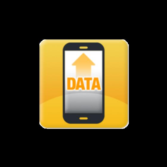 1GB 增值本地流動數據用量 (只適用於指定1O1O/csl 5G 服務計劃個人客戶)