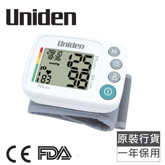 日本Uniden - 手腕式血壓計 AM2102 UNI-AM2102