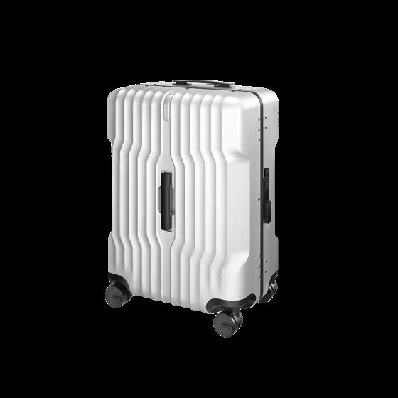 """UNQ 智能科技行李箱 20"""" - 銀色"""