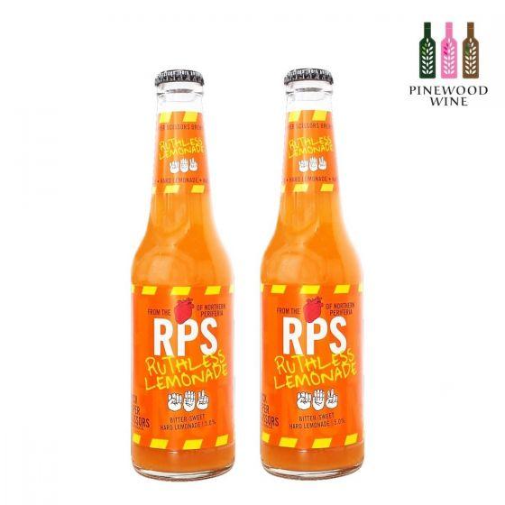 Rock Paper Scissors - 芬蘭甘甜檸檬特飲 Ruthless Lemonade (alc. 5%) 330ml x 2 支