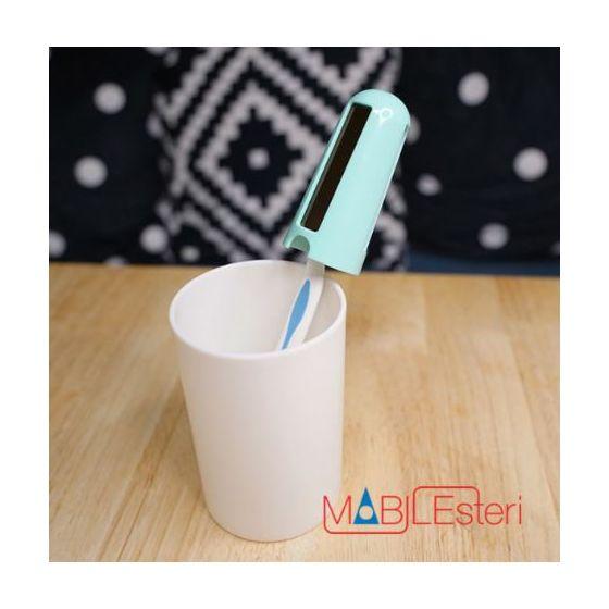 Mobilesteri - 韓國製太陽能UV-C 紫外線牙刷抗菌消毒器 ( 2色)