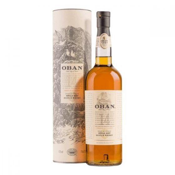 Oban - 14年單一麥芽威士忌 (700ml x 1 支) (連盒) WBAN00001