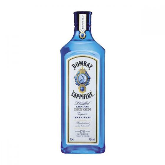 Bombay Sapphire - 藍寶石 London Dry Gin 1000ml x 1 支 WBOM00001