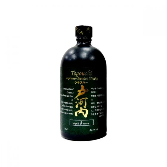 Chugoku Jozo - 中國釀造 戶河內 8年日本調和威士忌 700ml x 1 支 WCKJ00002