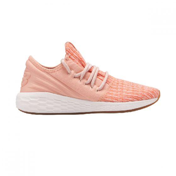New Balance Fresh Foam Cruz V2 女裝鞋 - 粉紅色