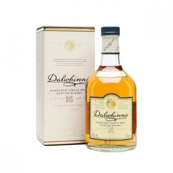Dalwhinnie - 達爾維尼15年蘇格蘭單一麥芽威士忌 700ml x 1 支 (連盒) WDAL00001