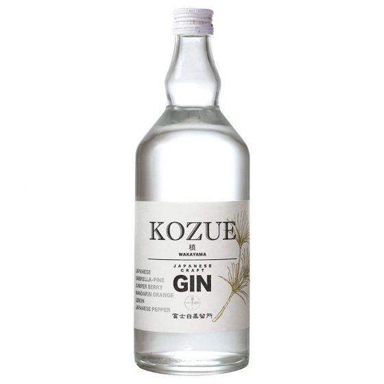 Fujishiro Distillery - 富士白蒸留所 槙 KOZUE (和歌山) 日本精釀氈酒 (700ml x 1 支) WFSH00002