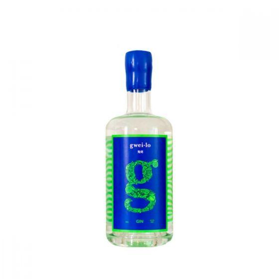 WGWL00009 (全新上市)(香港品牌)(啤酒花及柚子皮釀製) 鬼佬 - 柚子氈酒 GIN 70cl ; 43.5% ABV