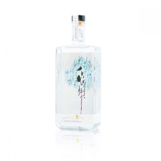 白蘭樹下 - 氈酒 Gin 500ml [撐本地品牌] 單支裝 WPTG00001
