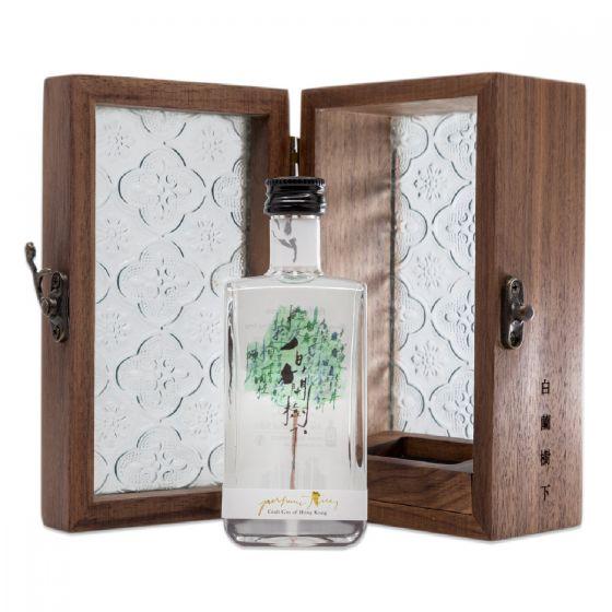 白蘭樹下 - 迷你珍藏木盒氈酒琴酒套裝 50ml WPTG00002