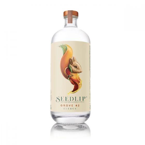 Seedlip - Grove 42 氈酒 (無酒精) 700ml x 1 支 WSEE00001