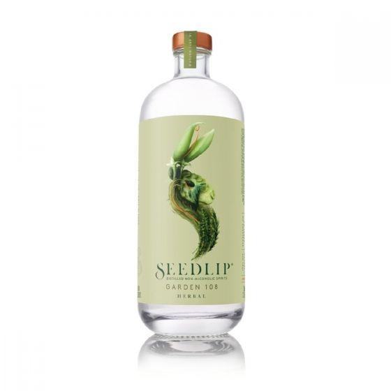 Seedlip - Garden 108 氈酒 (無酒精) 700ml x 1 支 WSEE00003